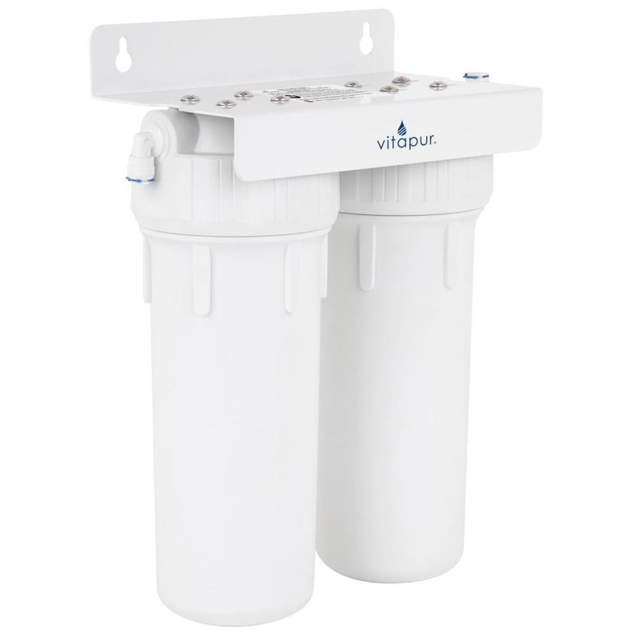 Vitapur Dual Stage Carbon Block Under Sink Water