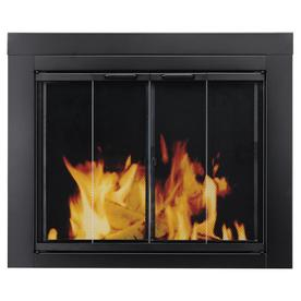 shop fireplace doors at lowes com rh lowes com Glass Fireplace Door Handles All Glass Fireplace Doors