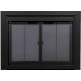 Clairmont Fireplace Doors At Lowes Com