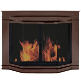 Terrific Fireplace Doors At Lowes Com Complete Home Design Collection Epsylindsey Bellcom