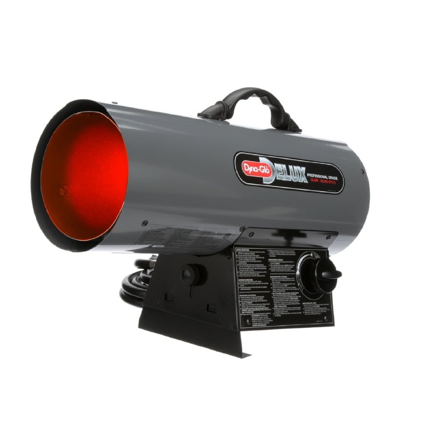 Shop Dyna Glo Delux 60 000 Btu Portable Forced Air Propane