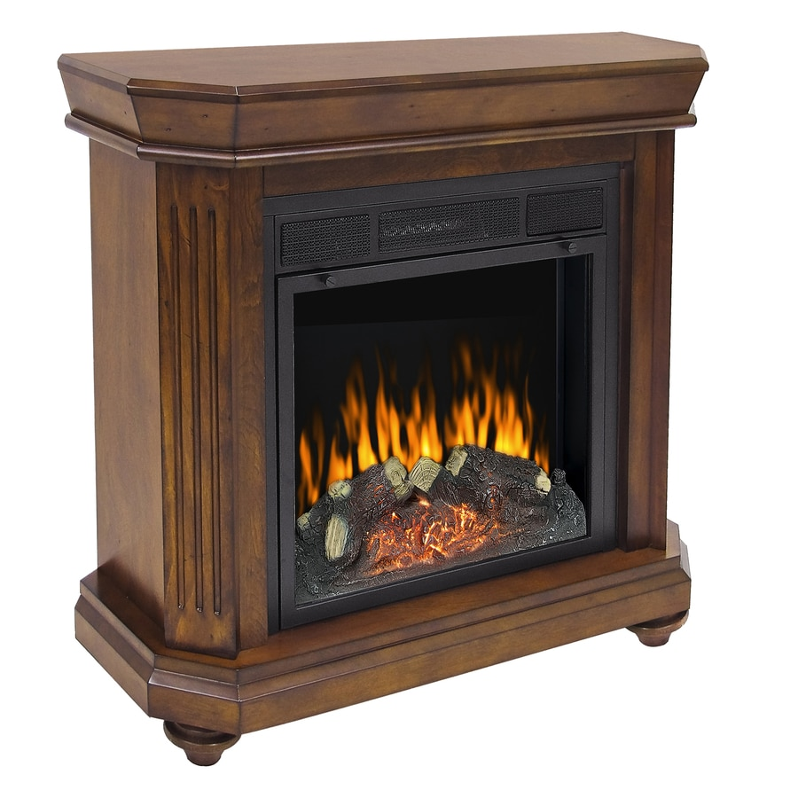 """Shop Pleasant Hearth 18"""" Transitional All-in-One Electric"""