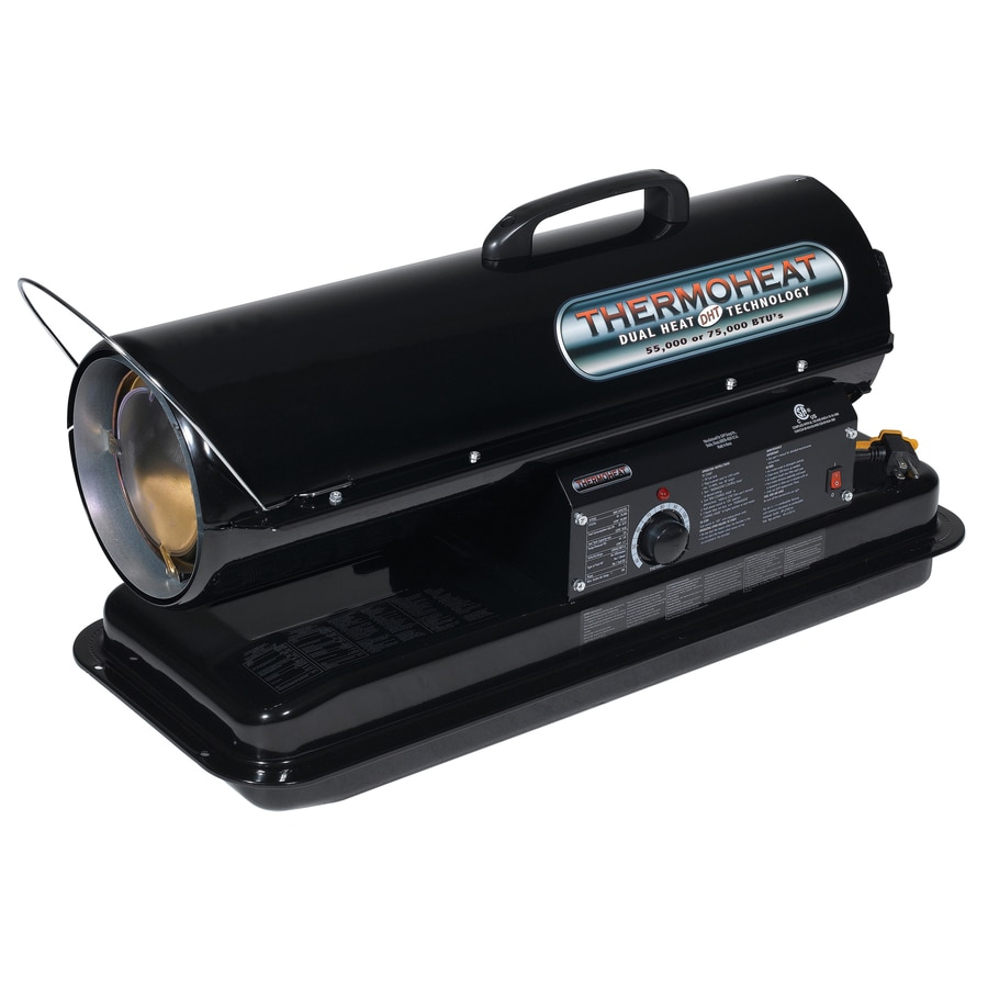 Thermoheat 75,000-BTU Portable Kerosene Heater