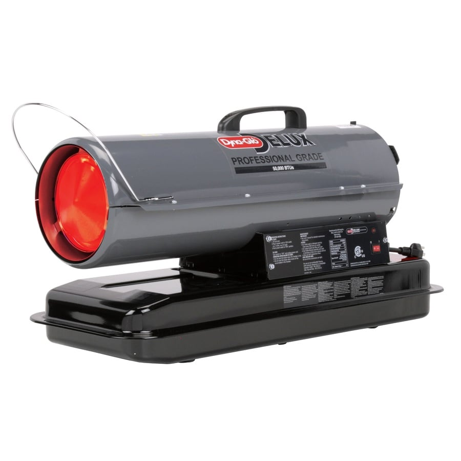Dyna-Glo Delux 50,000-BTU Forced Air Kerosene Heater
