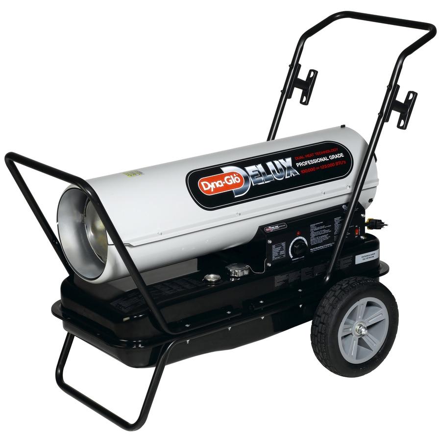 Dyna-Glo Delux 125,000-BTU Portable Kerosene Heater