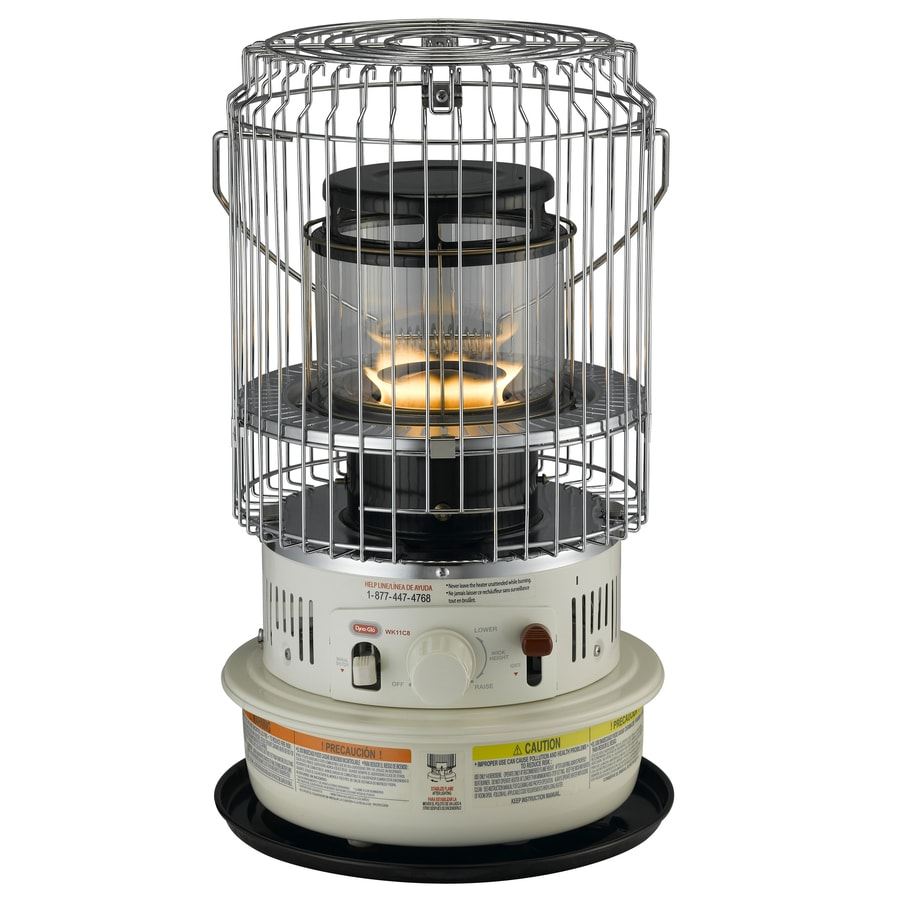 Shop Dyna Glo 10500 BTU Convection Kerosene Heater At