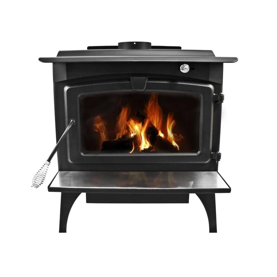 Pleasant Hearth 2200-sq ft Wood Burning Stove