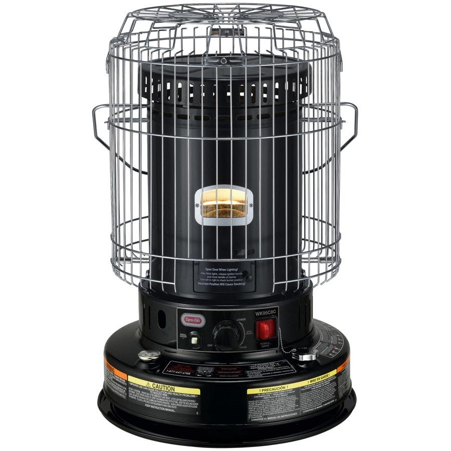 Dyna-Glo 23800-BTU Convection Kerosene Heater
