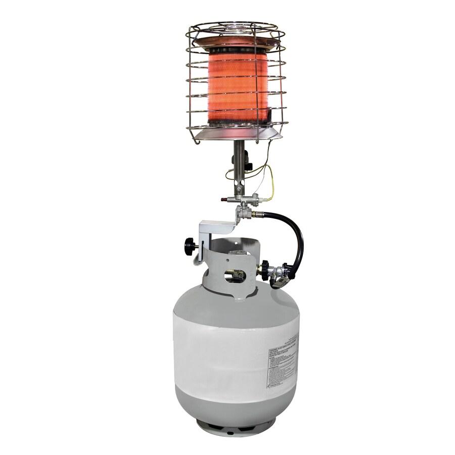 Thermoheat 40,000-BTU Portable Propane Tank Top Heater