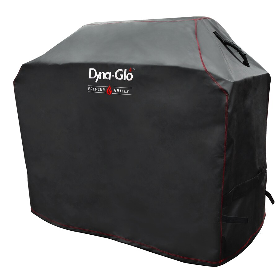 Dyna-Glo 51.77-in x 43.9-in PVC Gas Grill Cover