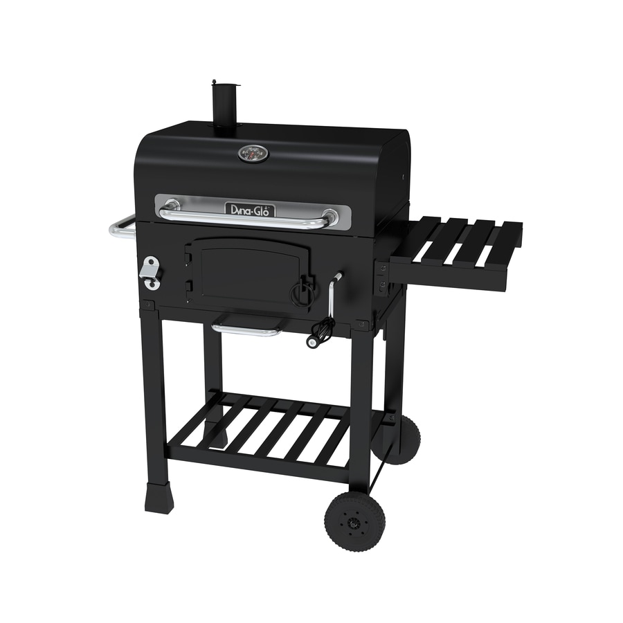Dyna-Glo 24-in Barrel Charcoal Grill