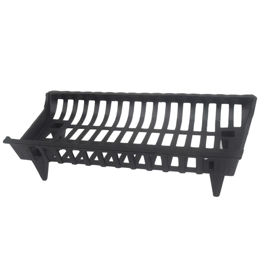 Pleasant Hearth 5/8-in Cast Iron 27-in 15-Bar Fireplace Grate Bar