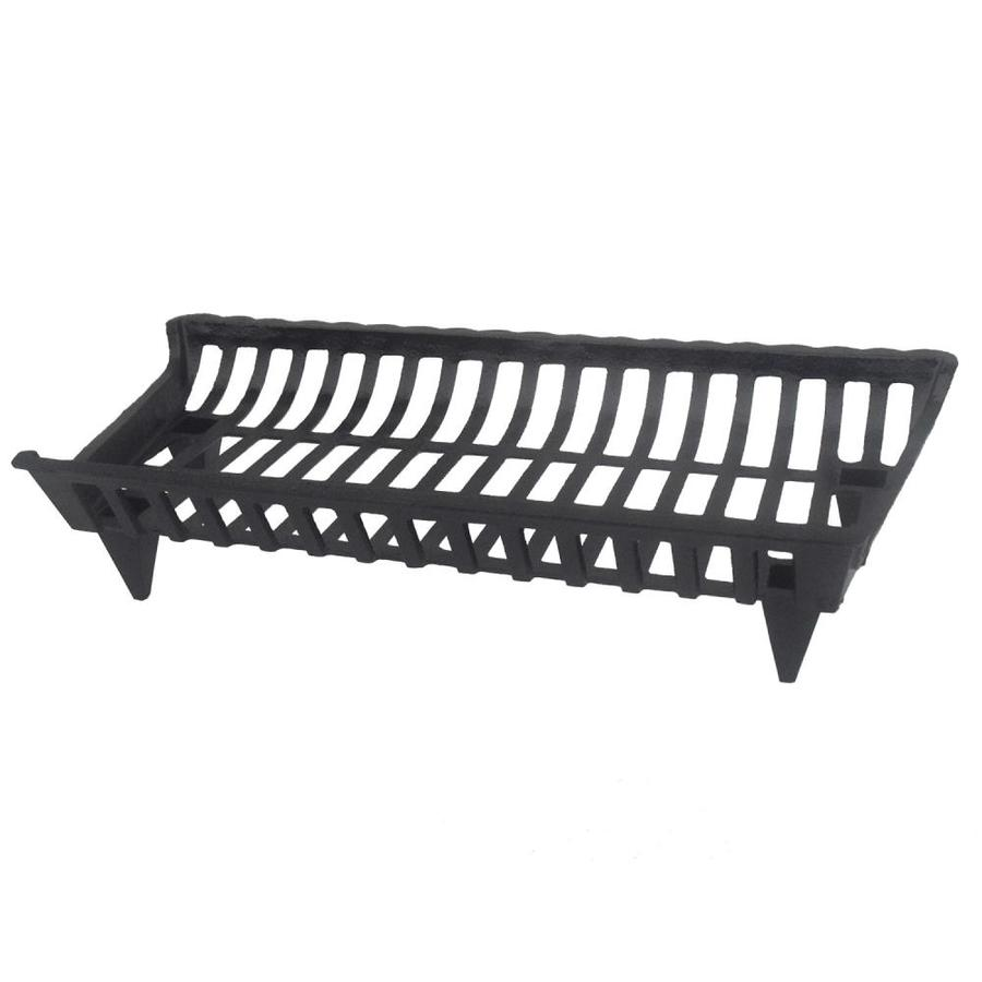 Pleasant Hearth 5/8-in Cast Iron 30-in 17-Bar Fireplace Grate Bar