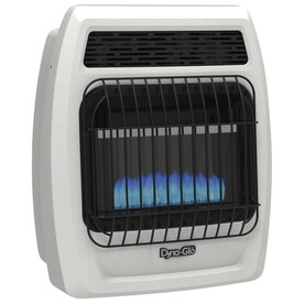 Dyna-Glo 10000-BTU Wall Or Floor-Mount Natural Gas Or Liquid Propane Vent-free Convection Heater