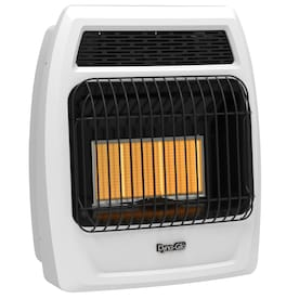 Dyna-Glo 18000-BTU Wall Or Floor-Mount Natural Gas Or Liquid Propane Vent-free Infrared Heater