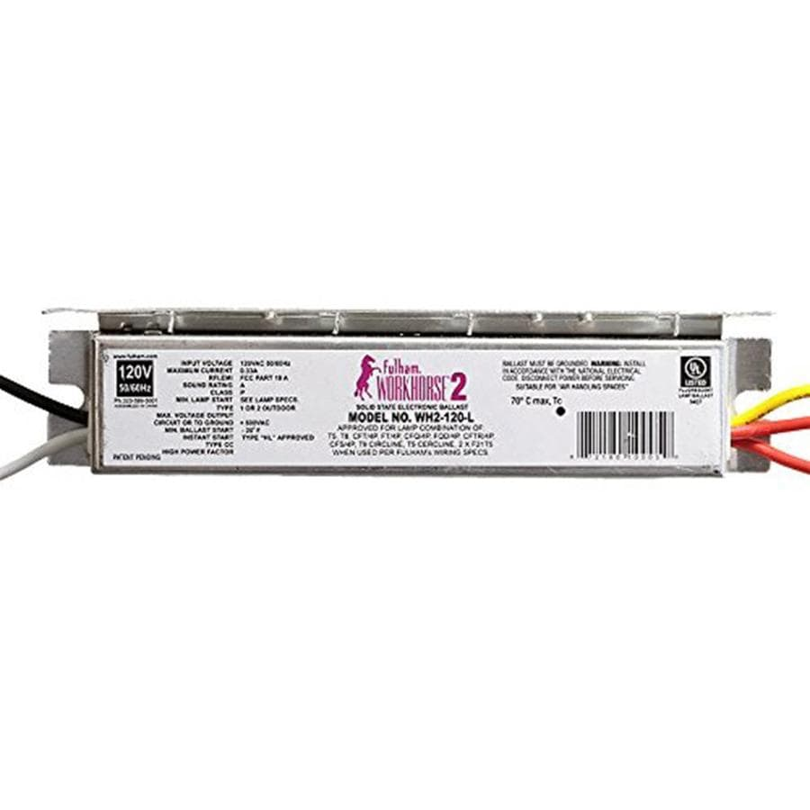 872180100050 shop fluorescent light ballasts at lowes com  at edmiracle.co