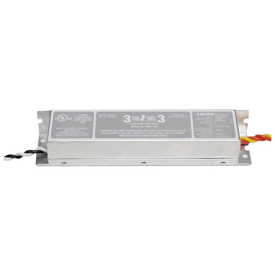 2-Bulb Residential/Commercial Electronic Fluorescent Light Ballast