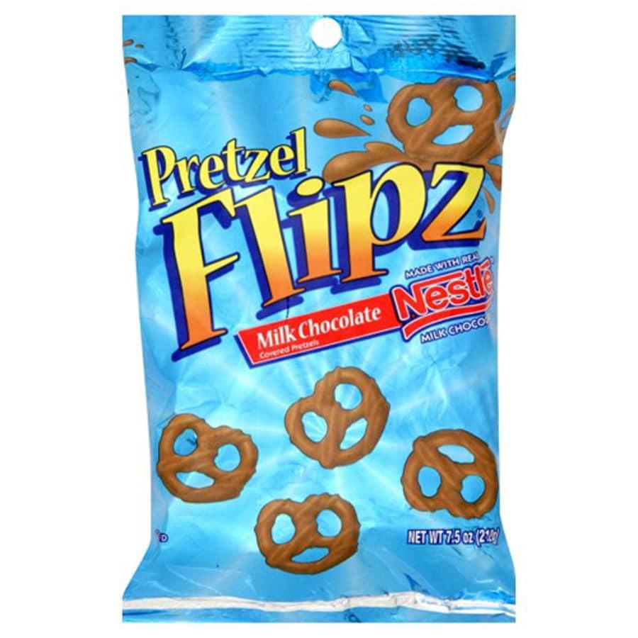 DeMet's 7.5-oz Milk Chocolate Flipz Pretzels