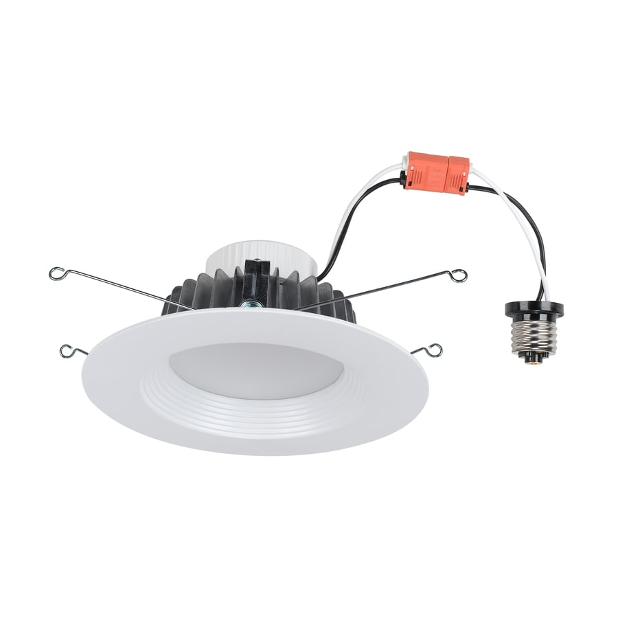 Utilitech Pro 65-Watt White LED Retrofit Downlight