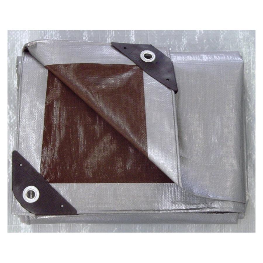 Duraworx 8-ft x 10-ft Plastic Tarp