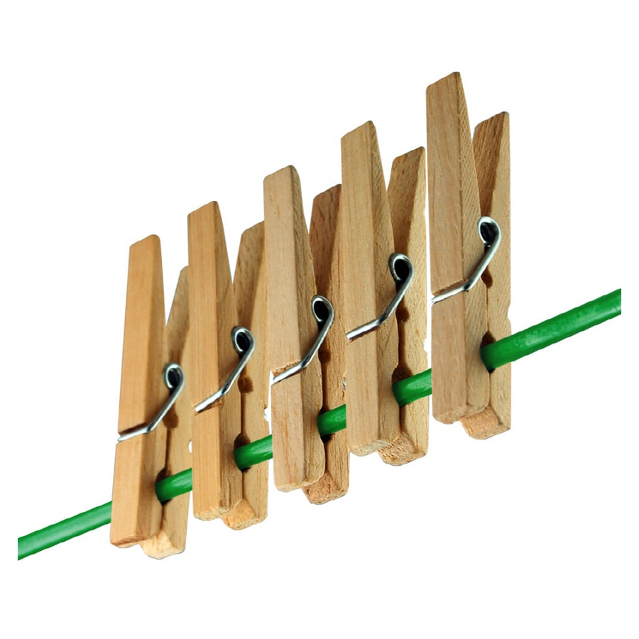 Minky Wood Clothes Pins