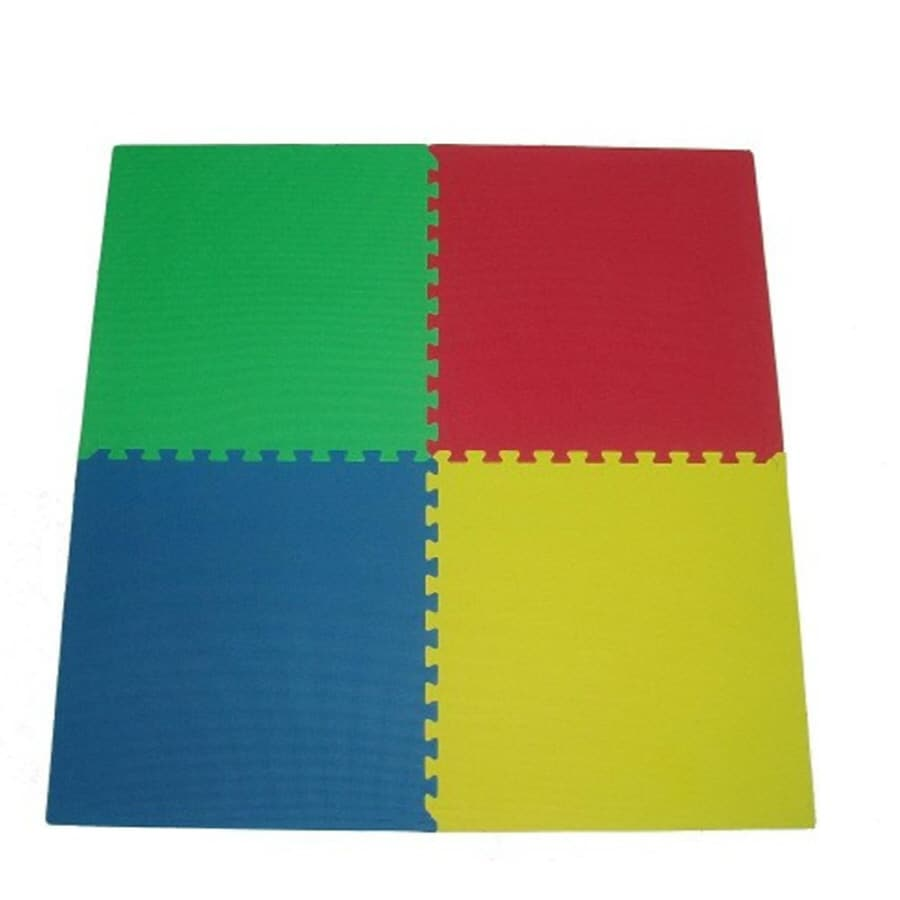 Mat (Common: 4 x 4; Actual: 49.21-in x 49.21-in)