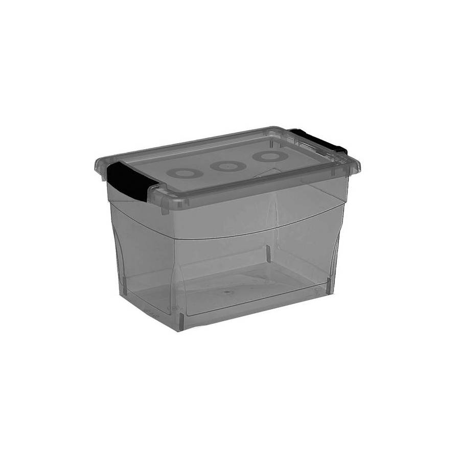 KIS 2-Pack Omni 52-Quart Tote with Latching Lid