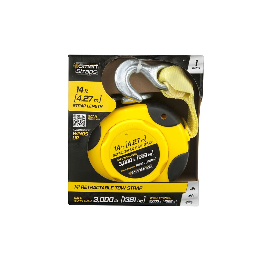 SmartStraps 2-in x 14-ft Tie Down