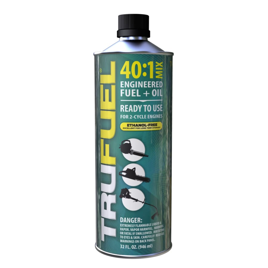 TRUFUEL 32-oz Pre-blended 2-cycle Fuel