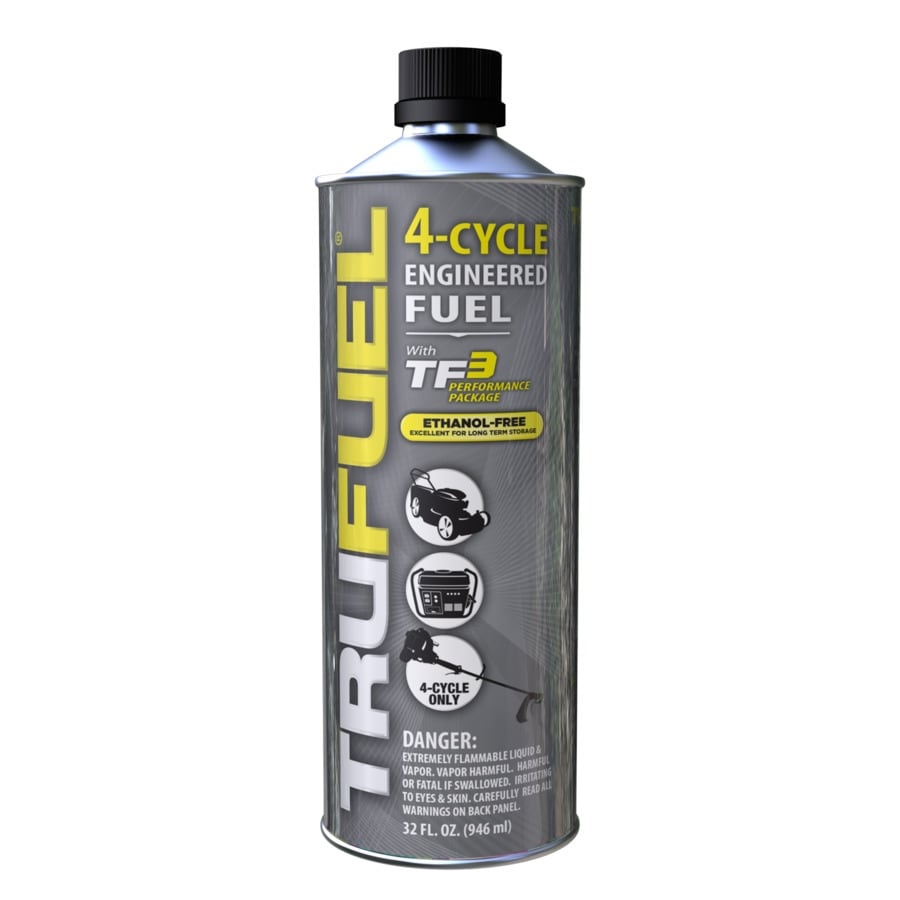 TRUFUEL 32-fl oz 4-Cycle Fuel