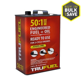 TRUFUEL 32-fl oz Pre-Blended 2-Cycle Fuel at Lowes com