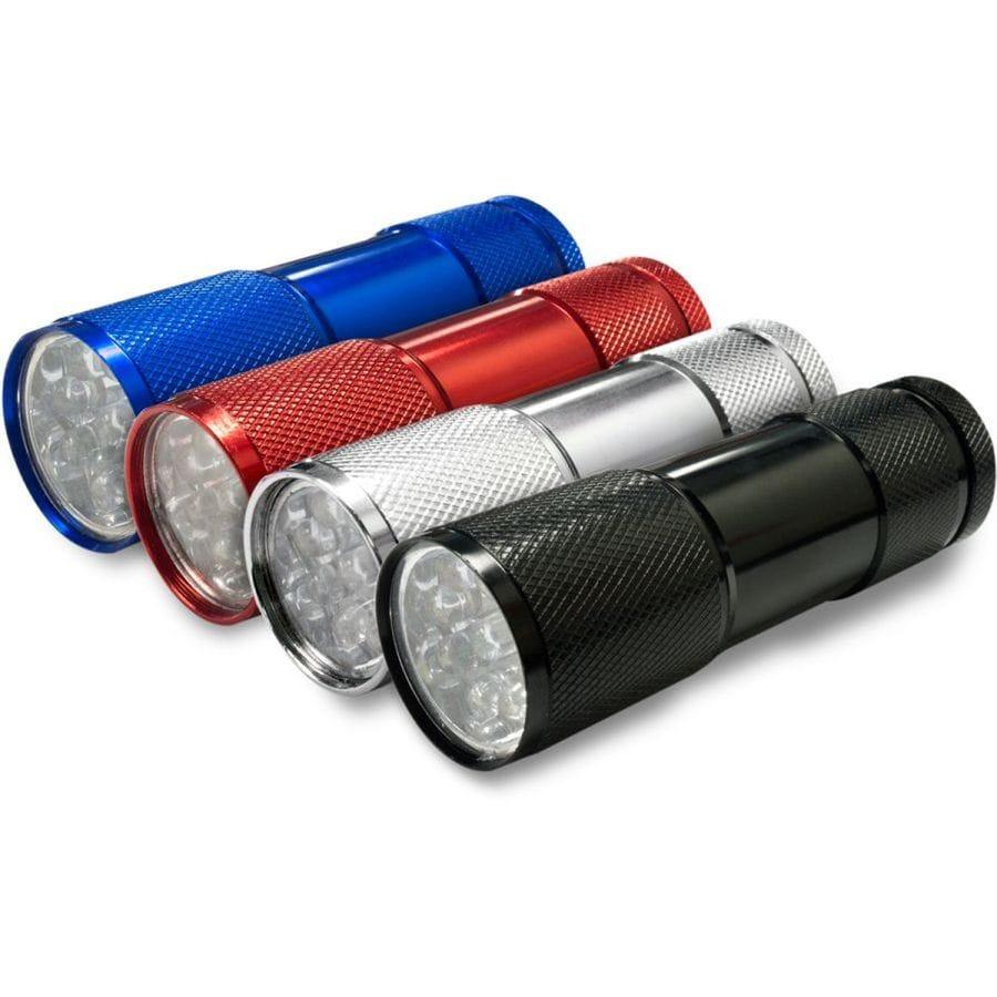 27-Lumen LED Handheld Battery Flashlight