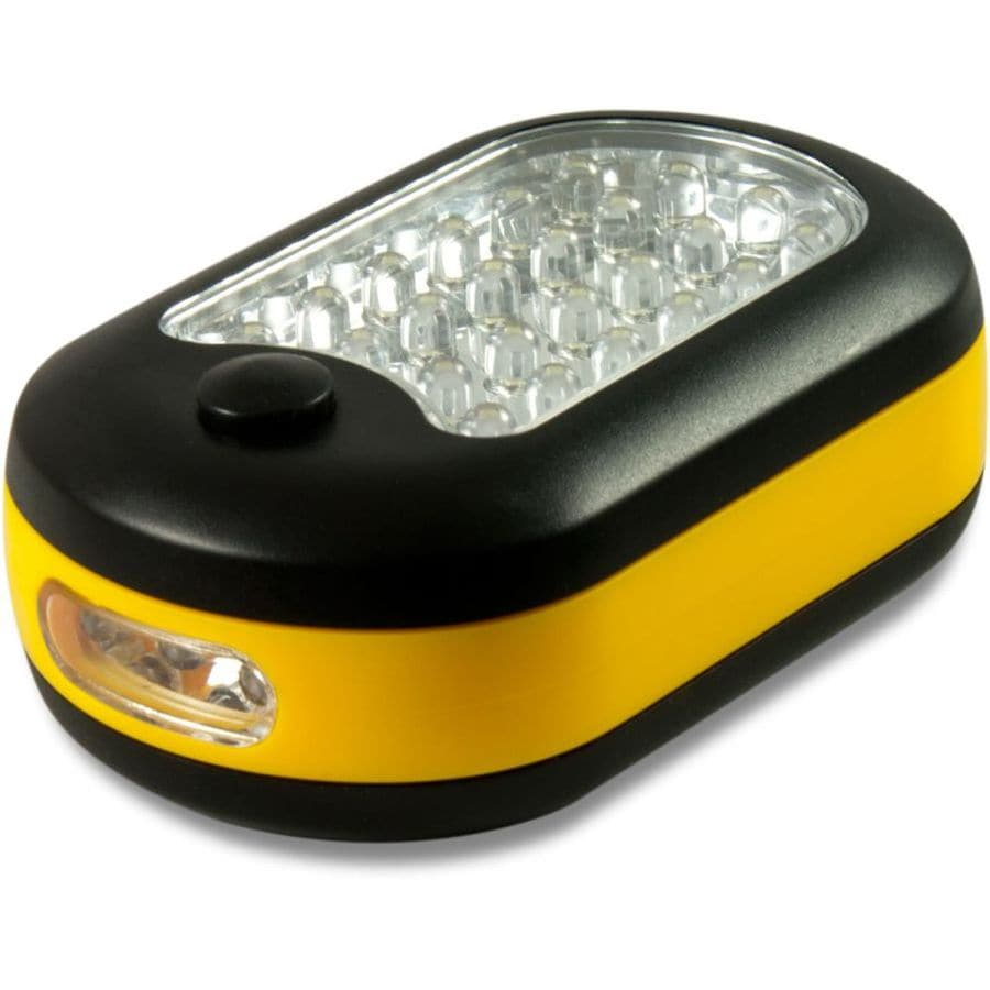 45-Lumen LED Handheld Battery Flashlight (Battery Included)