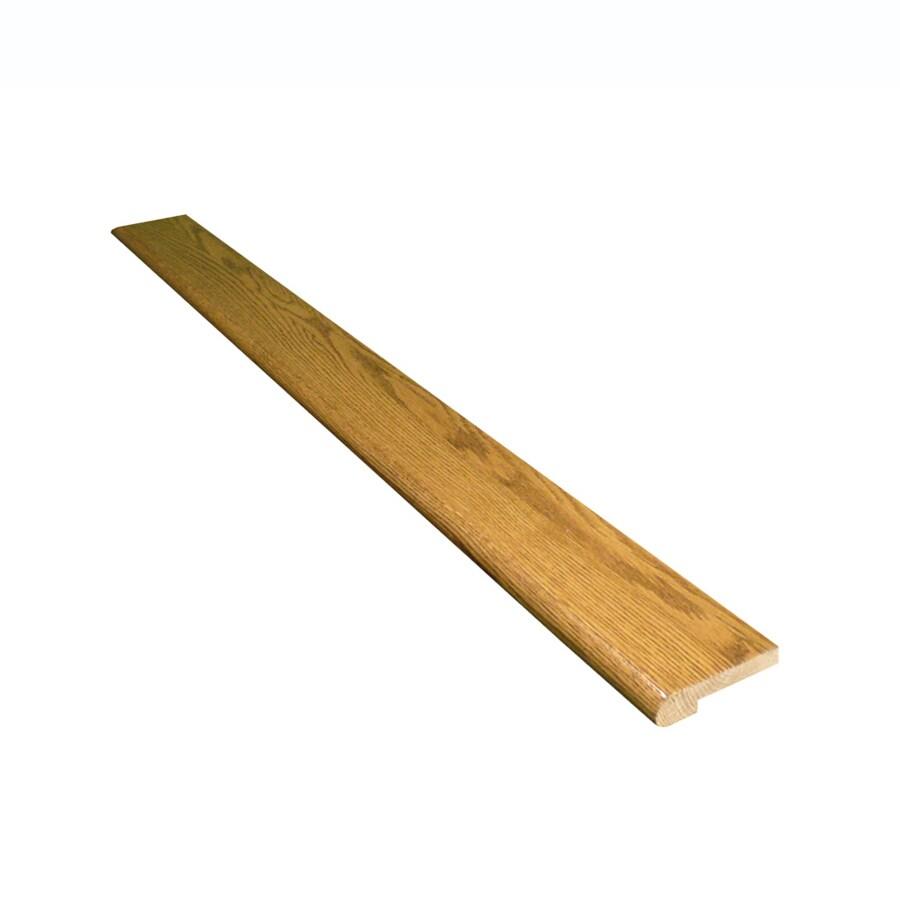 Stairtek 3.5-in x 48-in Red Oak Stair Nosing