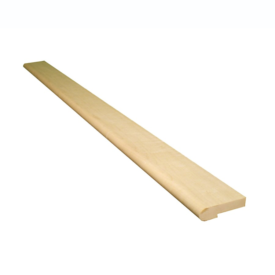 Stairtek 3.5-in x 48-in Maple Stair Nose Floor Moulding