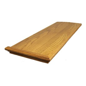 Stairtek RetroTread 11.5 In X 48 In Gunstock Prefinished Red Oak Stair Tread