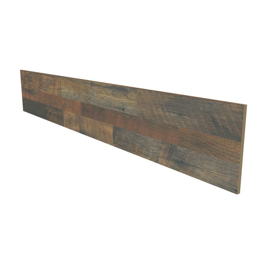 Stairtek River Road Oak Laminate Flooring Riser At Lowes Com