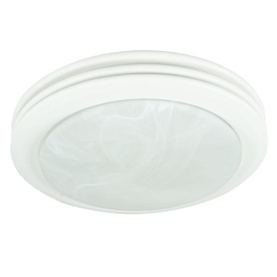 Decorative Bathroom Exhaust Fan With Light: Hunter Saturn Decorative Bathroom Ventilation Fan With
