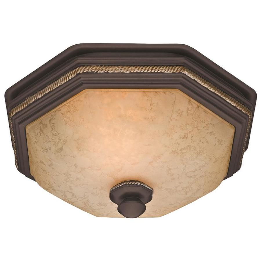 Hunter Belle Meade 2 Sone 80 Cfm New Bronze Gilded Bathroom Fan At