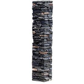 Black Deck Post Sleeves at Lowes com