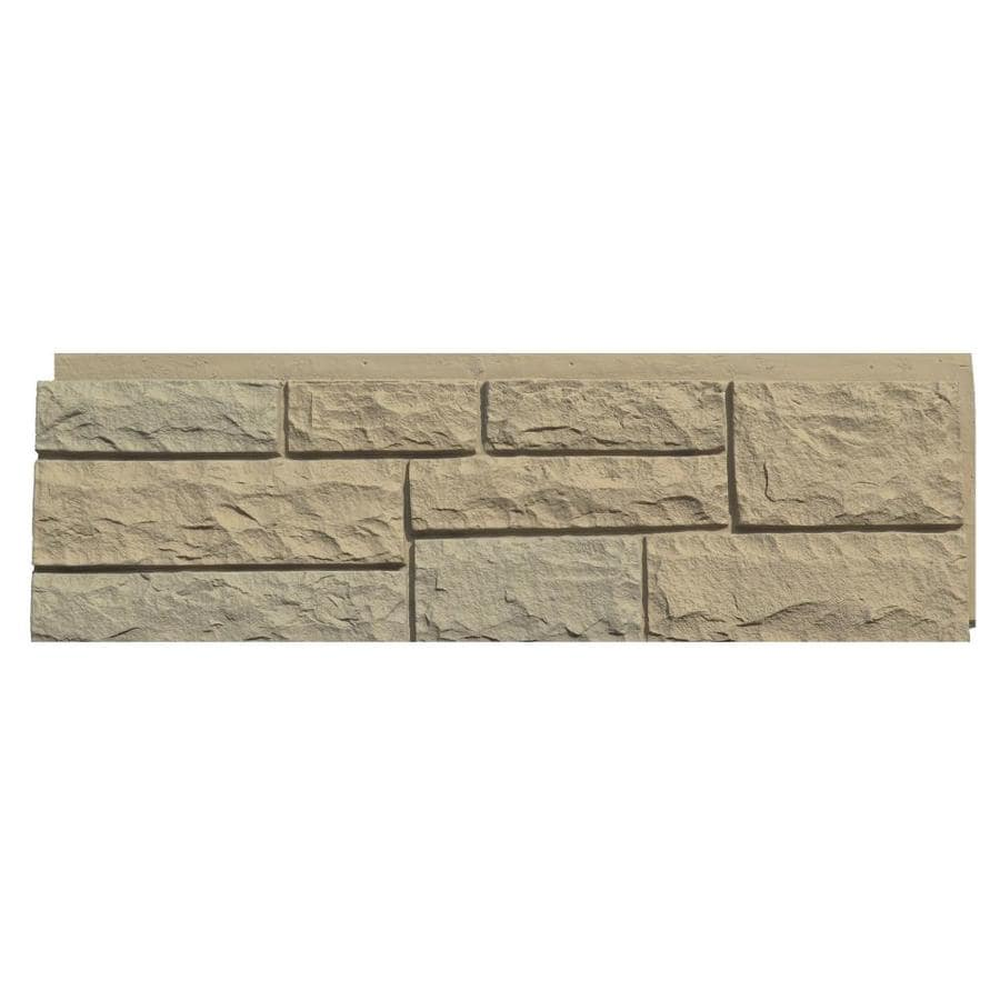 Shop Nextstone Random Rock 19 Sq Ft Tri Buff Faux Stone Veneer At