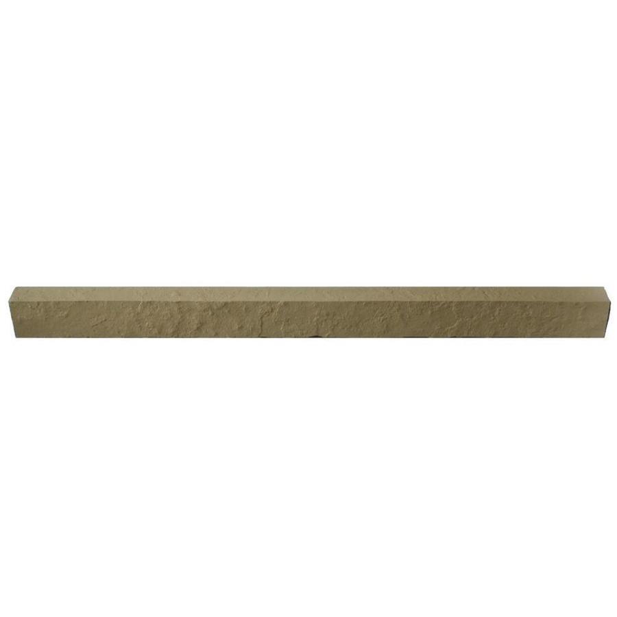 NextStone Sandstone 4-Pack 3.5-in x 48-in Buff Stone Veneer Trim