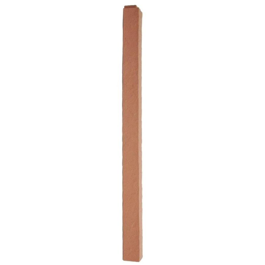 NextStone Sandstone 2-Pack 8-lin ft Red Outside Corner Stone Veneer Trim