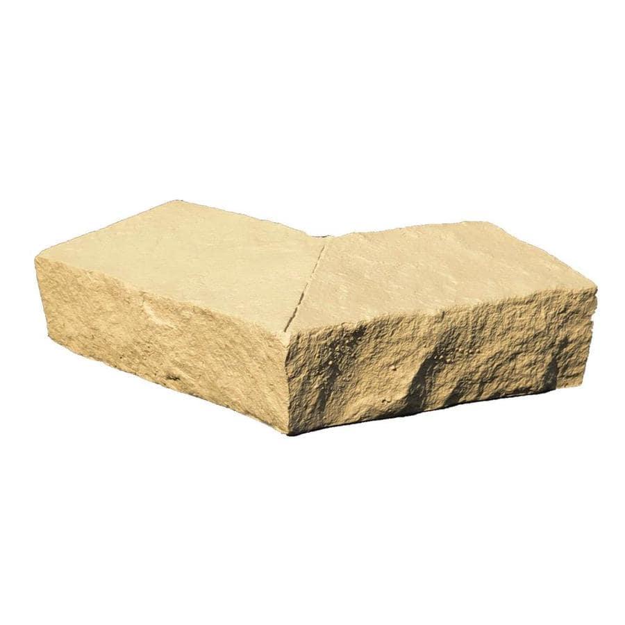 NextStone Sandstone 2-Pack 0.875-lin ft Buff Ledge Corner Stone Veneer Trim