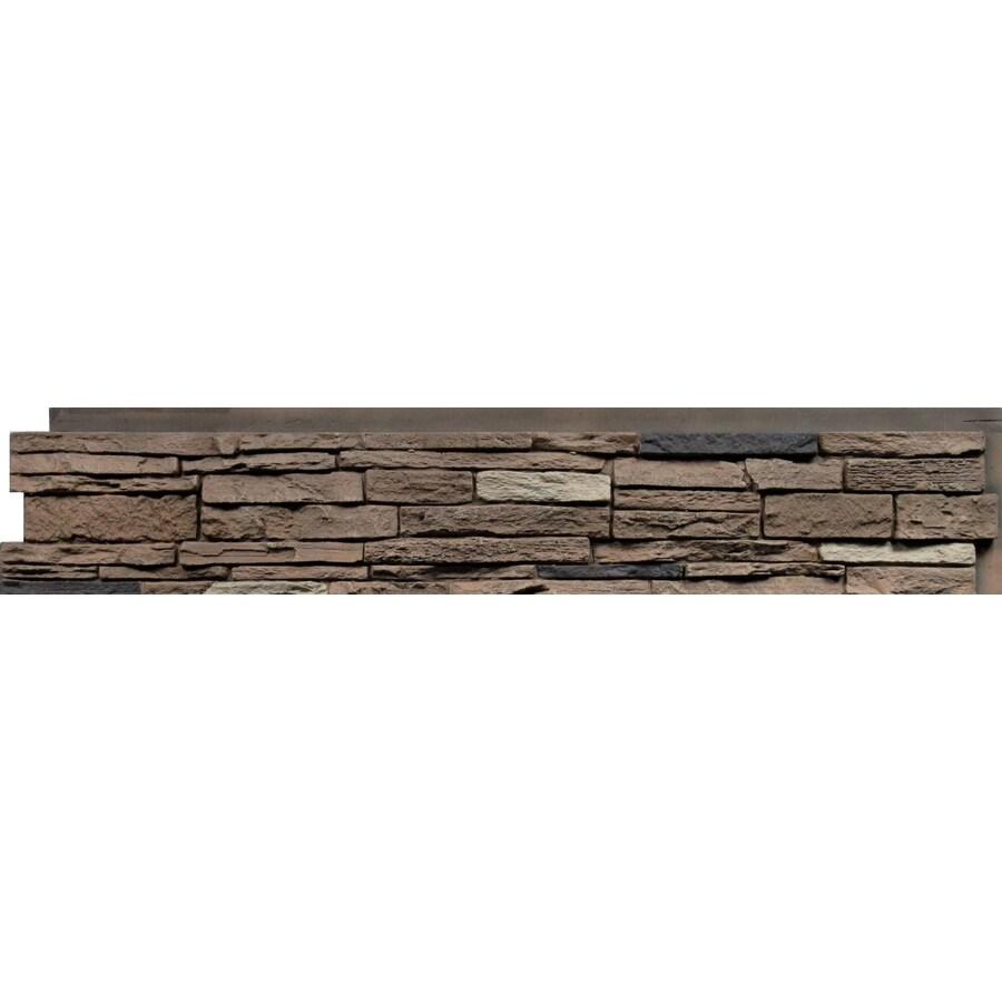 NextStone Slatestone Canyon Faux Stone Veneer