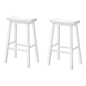 Tremendous Monarch Specialties Traditional Bar Stools At Lowes Com Unemploymentrelief Wooden Chair Designs For Living Room Unemploymentrelieforg