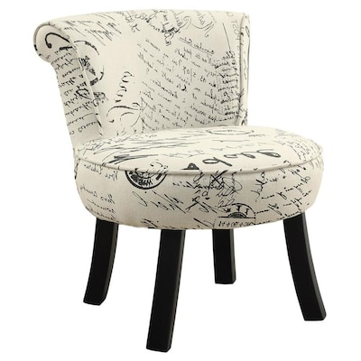 Astonishing Monarch Specialties 21 5 In White Upholstered Kids Accent Caraccident5 Cool Chair Designs And Ideas Caraccident5Info