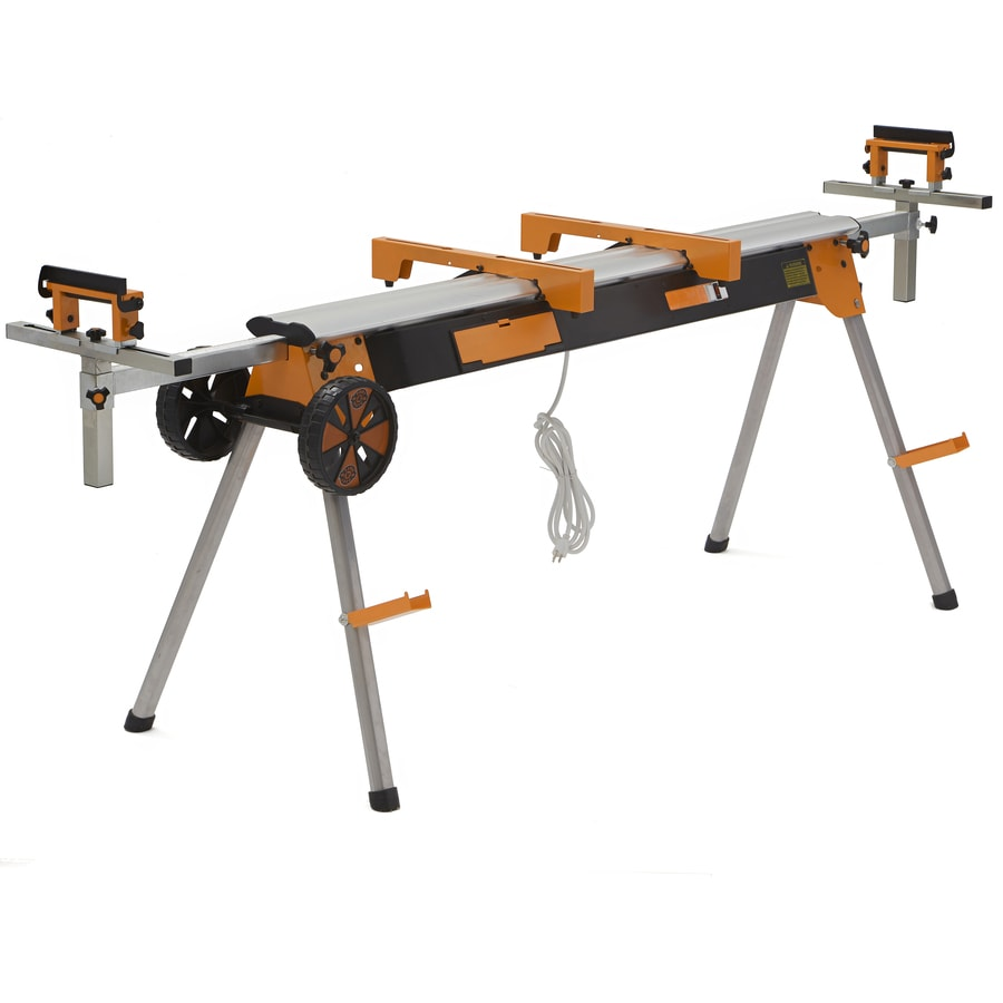 Portamate Workcenter with Light and Vise