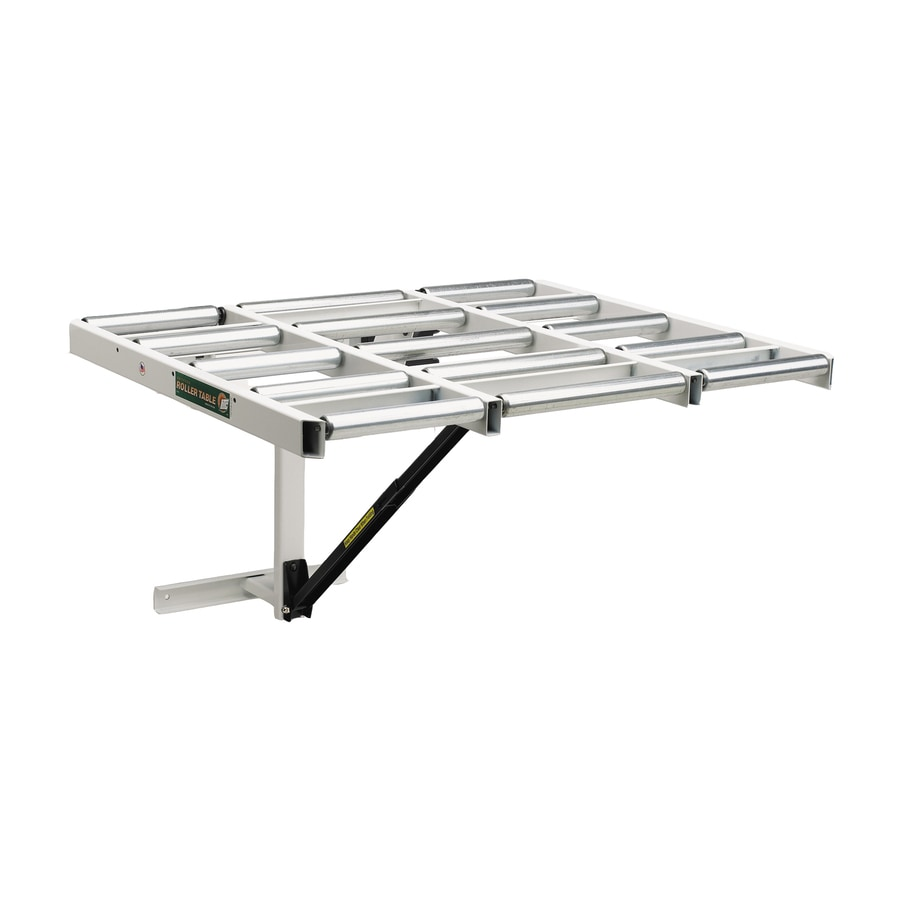 HTC Products, Inc. Adjustable Roller Table