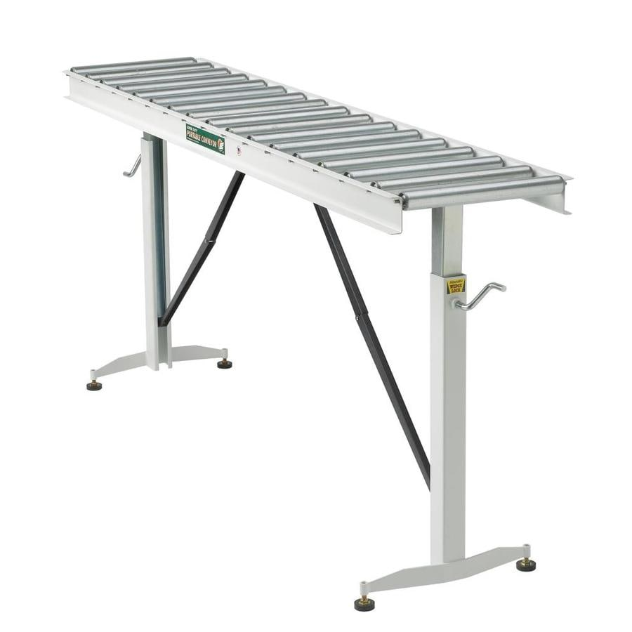 HTC Products, Inc. 15-in W x 26-in H Adjustable Height Steel Work Bench